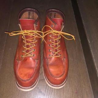レッドウィング(REDWING)のレッドウィング25.5cm(ブーツ)
