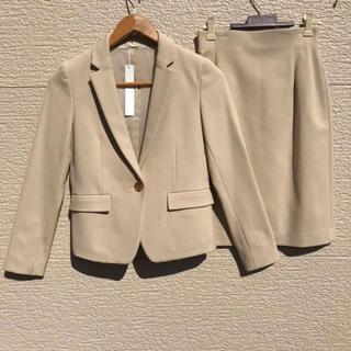 アナイ(ANAYI)の新品 ANAYI アナイ スーツ セットアップ ジャケット スカート 34(スーツ)