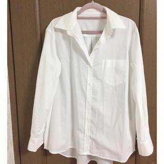 ベルメゾン - 白シャツ 未使用