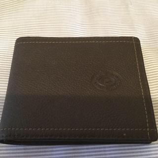 ジャンニバレンチノ(GIANNI VALENTINO)の茶色 財布 メンズ 【新品未使用】(折り財布)