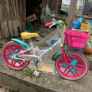X-girl - レア品 X–girlエックスガール 子供用自転車 小学1年生くらい
