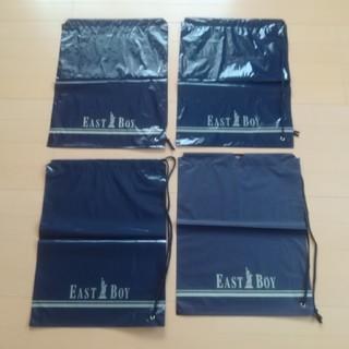 イーストボーイ(EASTBOY)の【イーストボーイ】ショップ袋 4枚セット(ショップ袋)