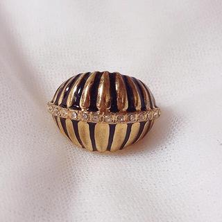 ザラ(ZARA)の指輪 リング ゴールド ブラック 黒 ZARA(リング(指輪))