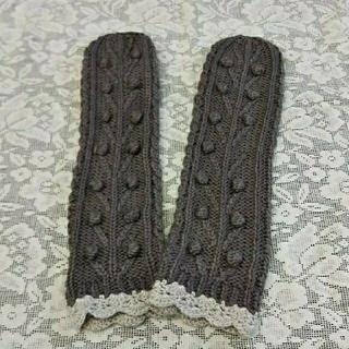 サマンサモスモス(SM2)の新品未使用*SM2訳ありミトン手袋(手袋)