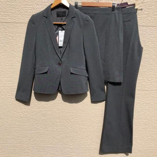 アイシービー(ICB)の新品 iCB スーツ 3点セット ジャケット スカート パンツ 9 7(スーツ)