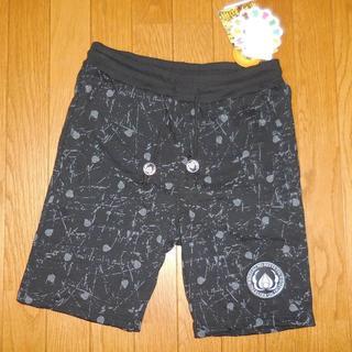 シマムラ(しまむら)のメンズSサイズ 鬼灯の冷徹 ハーフパンツ 黒(ショートパンツ)