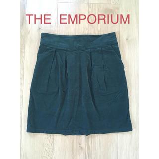 ジエンポリアム(THE EMPORIUM)のスカート コーデュロイ(ミニスカート)