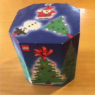 Lego - 新品未開封  LEGO 4759 レゴクリスマスオーナメント3種入り