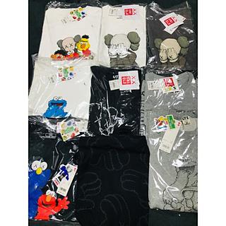 UNIQLO - KAWS x UNIQLO Tシャツ トートバッグ 9点セット カウズ ユニクロ