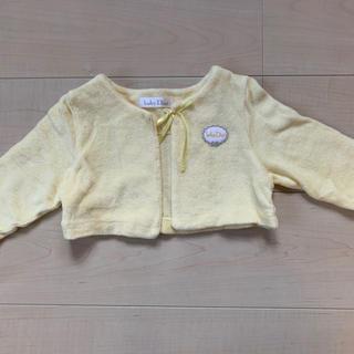 ベビーディオール(baby Dior)のbaby Dior ボレロ70(カーディガン/ボレロ)