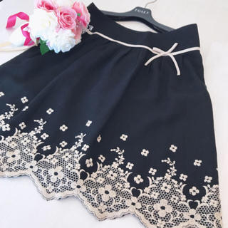M'S GRACY - M'S GRACY❀*裾のお刺繍が豪華な上品スカート✨✨