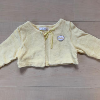 ベビーディオール(baby Dior)のbaby Dior ボレロ80(カーディガン/ボレロ)