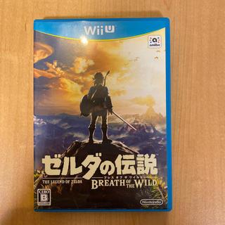 任天堂 - ゼルダの伝説 ブレス オブ ザ ワイルド Wii U版