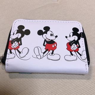 シップス(SHIPS)のmini付録 ミッキーコインパスケース(財布)