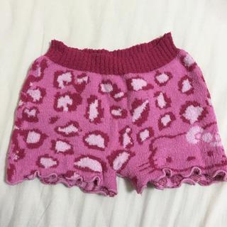 ハローキティ - キティちゃんの毛糸パンツ