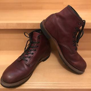 レッドウィング(REDWING)のレッドウィング ベックマン 9011 ブラックチェリー(ブーツ)