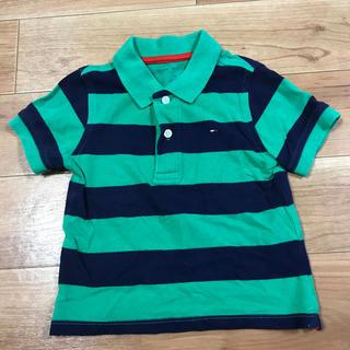 トミーヒルフィガー(TOMMY HILFIGER)のポロシャツ(Tシャツ)