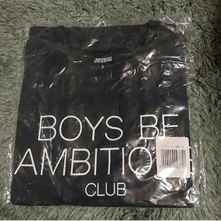 ジャニーズJr. - BOYS BE AMBITIOUS CLUB