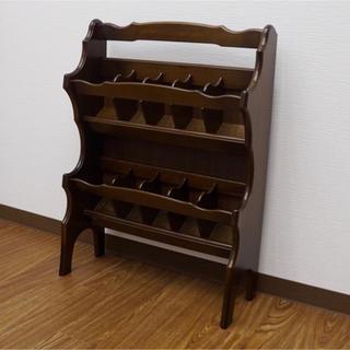 カリモクカグ(カリモク家具)のkarimoku カリモク コロニアル 木製 インテリア 2段スリッパラック(玄関収納)