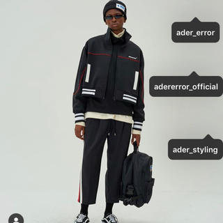バレンシアガ(Balenciaga)のADERERROR cropped jacket(その他)