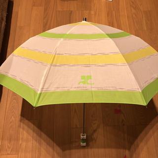 Courreges - 新品 クレージュ 晴雨兼用傘