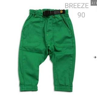 ブリーズ(BREEZE)のBREEZE ブリーズ ジョガーパンツ  スマイルベルト  90(パンツ/スパッツ)
