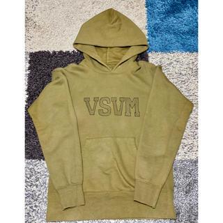 ヴィスヴィム(VISVIM)のvisvim sketch vintage hoodie p.o. size2(パーカー)