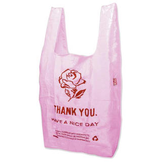 DEUXIEME CLASSE - 【新品】THANK YOU TOTE  pink rose