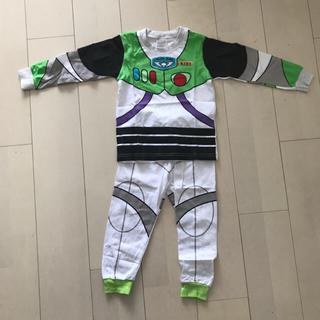 トイ・ストーリー - バズ トイストーリー なりきり パジャマ 100cm ②