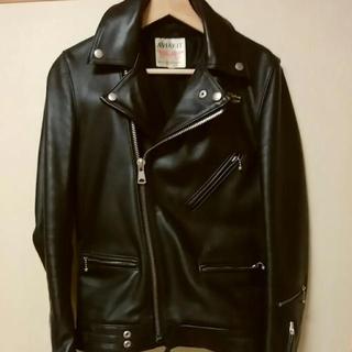 ルイスレザー(Lewis Leathers)のlewis leather  ルイスレザー  34  タイトフィット サイクロン(ライダースジャケット)