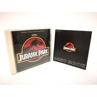 USJ - 【希少】映画『ジュラシックパーク/JURASSIC PARK』サントラCD/廃盤