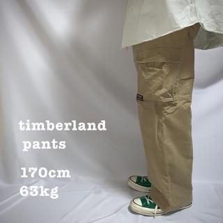 ティンバーランド(Timberland)のtimberland ティンバーランド ワイドパンツ(デニム/ジーンズ)