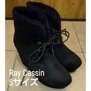 レイカズン(RayCassin)のショートブーツ Ray Cassin(ブーツ)