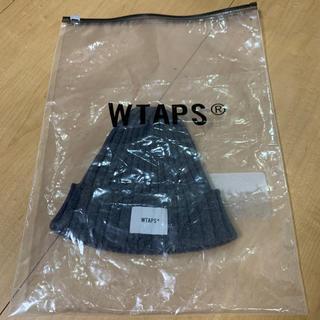 ダブルタップス(W)taps)の19aw WTAPS Beanie 01 woac GRAY(ニット帽/ビーニー)