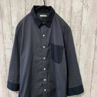 GU - GU ジーユー シャツ 7分袖