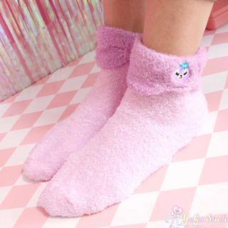 ステラ・ルー - 日本未発売 ステラルー  靴下 ルームソックス もこもこ  数量限定