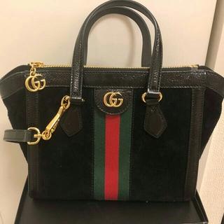 グッチ(Gucci)の【GUCCI】オフディアスモールトートバッグ 箱?保存袋付 Gucci (トートバッグ)