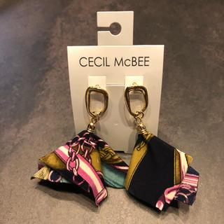 セシルマクビー(CECIL McBEE)の【新品】CECIL McBEE  ピアス(ピアス)