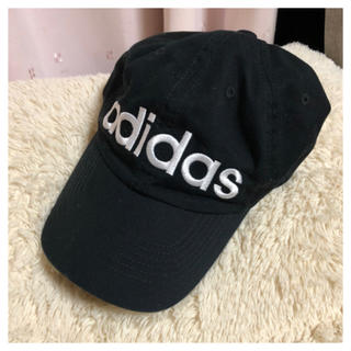 adidas - adidas キャップ 美品