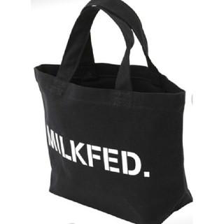 ミルクフェド(MILKFED.)のMILKFED.キャンバストート(トートバッグ)