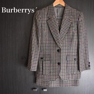 BURBERRY - 【希少 レトロ】Burberrys バーバリーズ セットアップ 千鳥柄