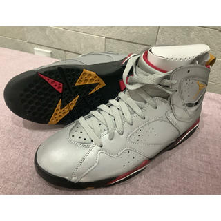 Nike Air Jordan 7 Reflective Cardinal(スニーカー)
