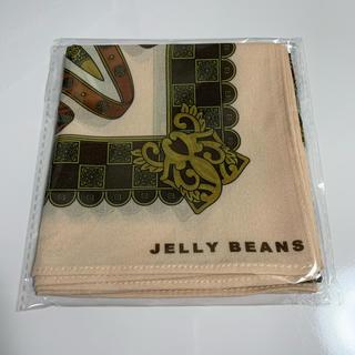 ジェリービーンズ(JELLY BEANS)の【新品・非売品】JELLY BEANS スカーフ(バンダナ/スカーフ)