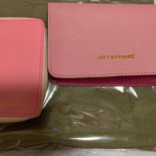 ジルスチュアート(JILLSTUART)のショルダーバッグ、カードケース  JILLSTUART(パスケース/IDカードホルダー)
