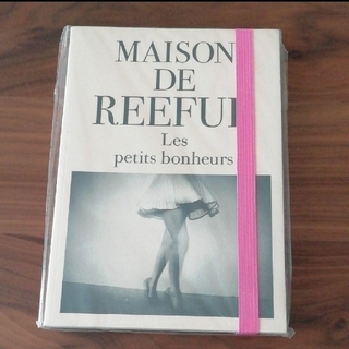 メゾンドリーファー(Maison de Reefur)のメゾンドリファー ノート 梨花(ノート/メモ帳/ふせん)