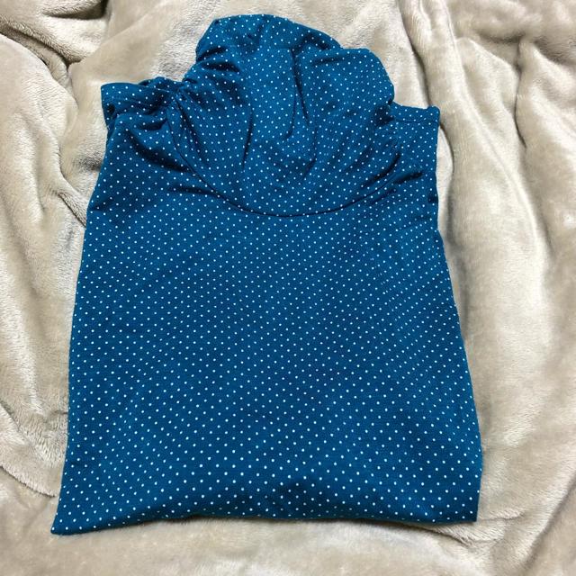 しまむら(シマムラ)のタートルネックシャツ レディースのトップス(Tシャツ(長袖/七分))の商品写真