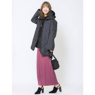 COCO DEAL - 定価¥10,260 cocodeal♡サテンプリーツロングスカート