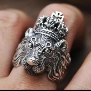 ライオン 獅子 レオ 指輪 リング(リング(指輪))