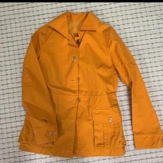 トゥモローランド(TOMORROWLAND)のトゥモローランドのオレンジコート(トレンチコート)