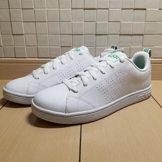 アディダス(adidas)の【新品送料込】アディダス adidas VALCLEAN 2 24.0㎝(スニーカー)